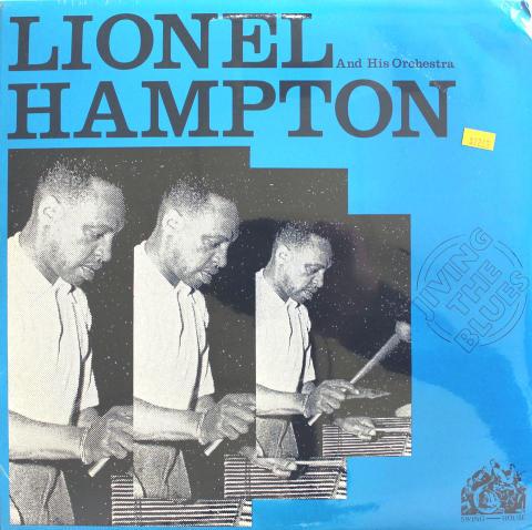 "Lionel Hampton & His Orchestra Vinyl 12"""