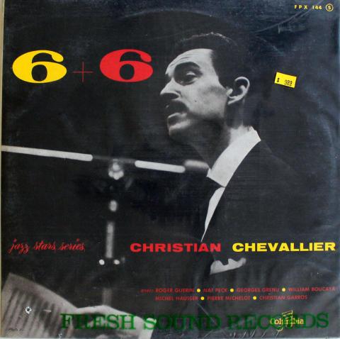 """Christian Chevallier Vinyl 12"""""""