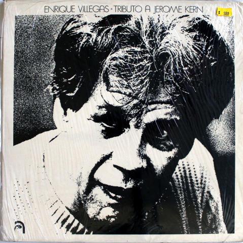 """Enrique Villegas Trio Vinyl 12"""""""