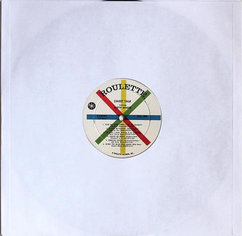 """Sweet Talk Vinyl 12"""""""