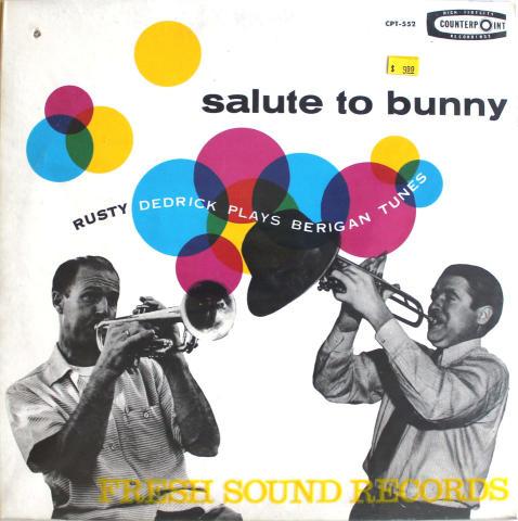 """Rusty Dedrick Vinyl 12"""""""