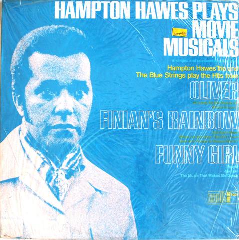 "Hampton Hawes Vinyl 12"""