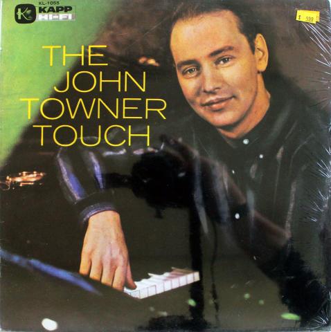 """John Towner Vinyl 12"""""""