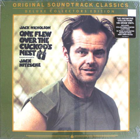"One Flew Over The Cuckoo's Nest Vinyl 12"""