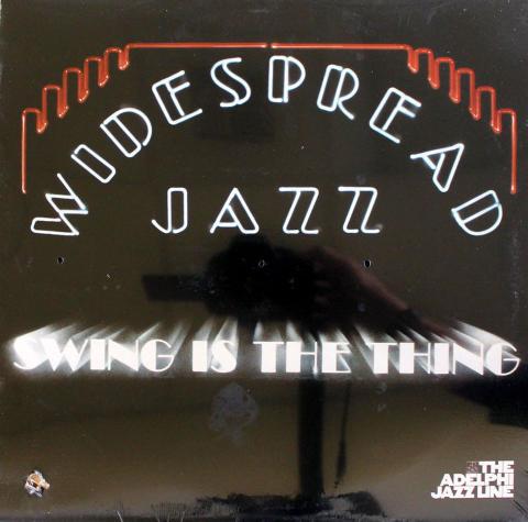 """Widespread Jazz Orchestra Vinyl 12"""""""