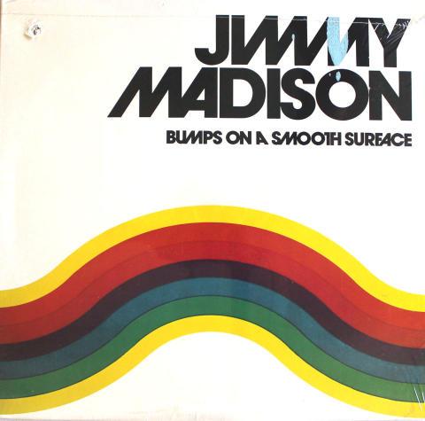 "Jimmy Madison Vinyl 12"""