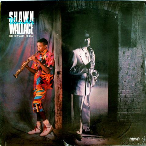 "Shawn ""Thunder"" Wallace Vinyl 12"""