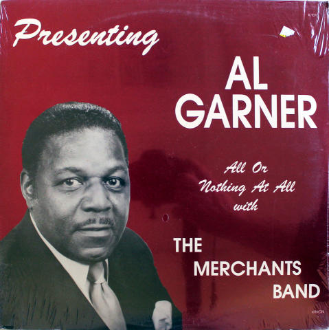 """Al Garner Vinyl 12"""""""