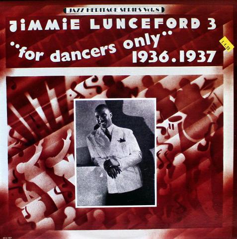 """Jimmie Lunceford Vinyl 12"""""""