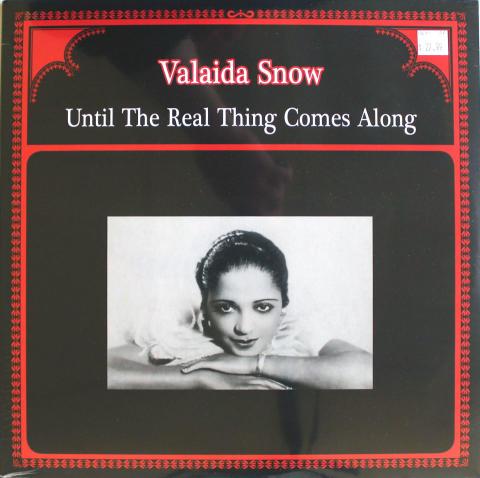 "Valaida Snow Vinyl 12"""