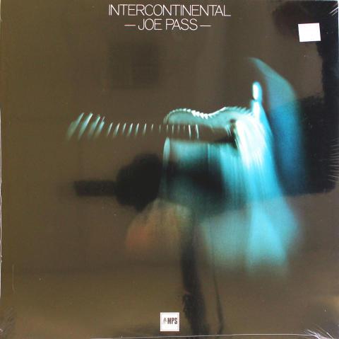 """Joe Pass Vinyl 12"""""""