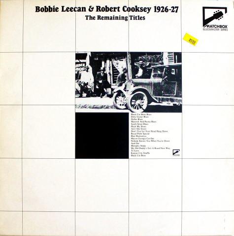 """Bobbie Leecan Vinyl 12"""""""