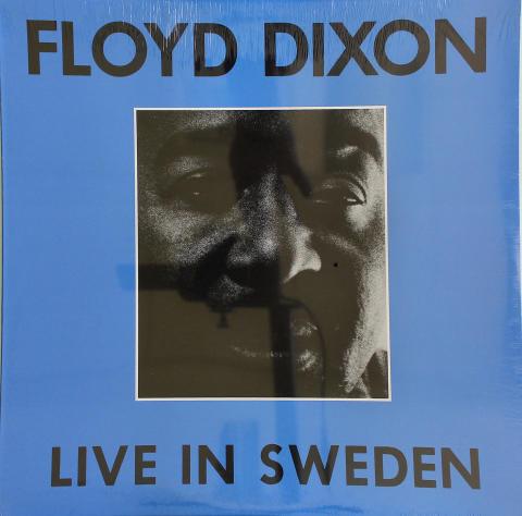 """Floyd Dixon Vinyl 12"""""""