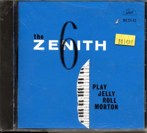 The Zenith 6 CD