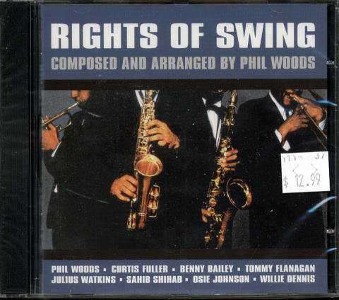 Rights of Swing CD