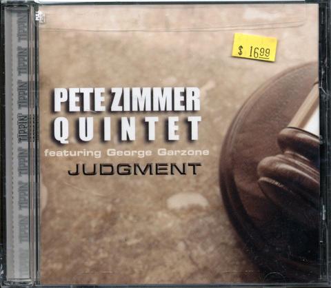 Pete Zimmer Quintet CD