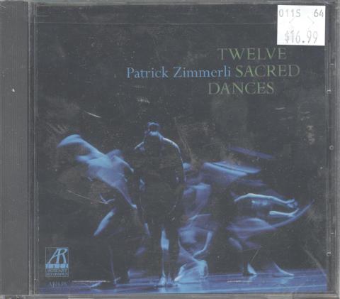 Patrick Zimmerli CD