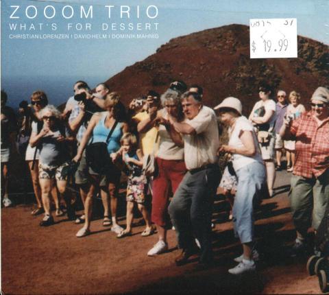 Zooom Trio CD