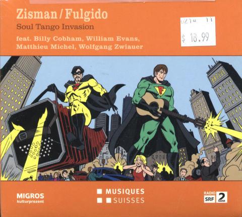 Sebastien Fulgido CD