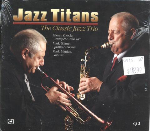 Jazz Titans CD