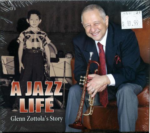 Glenn Zottola CD