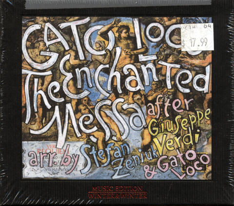 Gato Loco CD