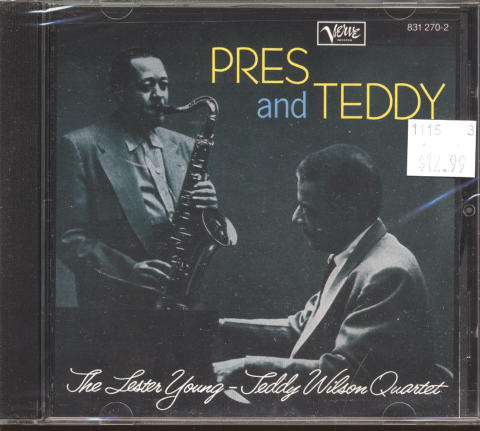 Pres and Teddy CD