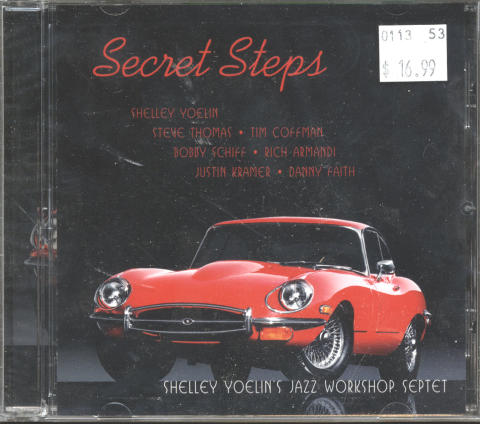 Shelley Yoelin's Jazz Workshop Septet CD