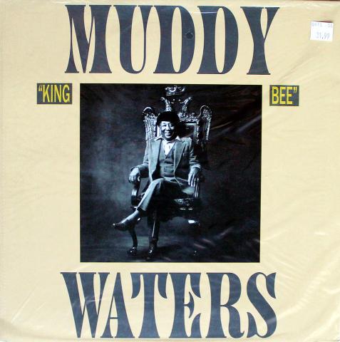 """Muddy Waters Vinyl 12"""""""