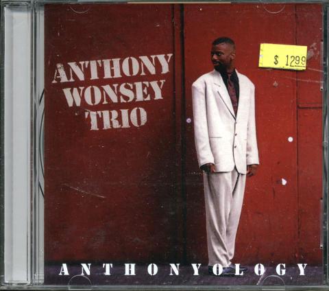 Anthony Wonsey Trio CD
