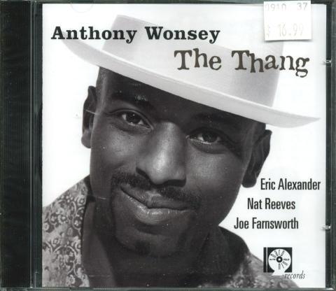 Anthony Wonsey CD