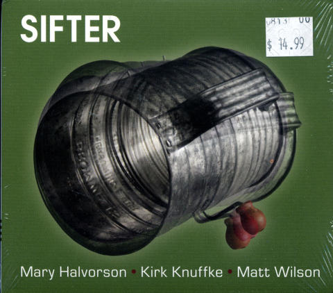 Mary Halvorson CD