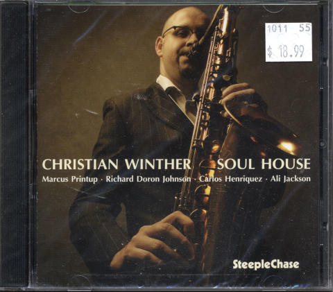 Christian Winther CD
