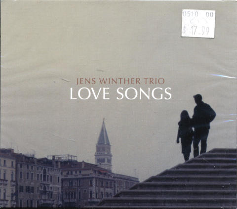 Jens Winther Trio CD