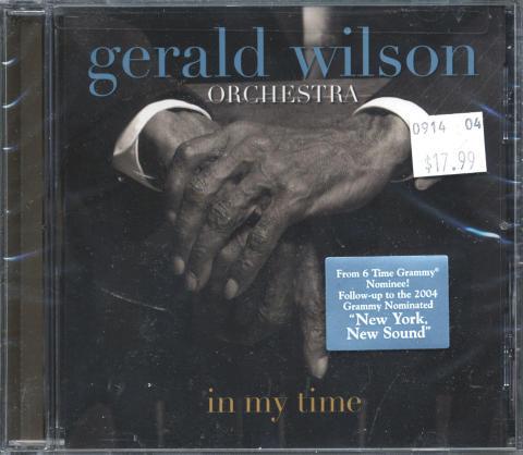 Gerald Wilson Orchestra CD