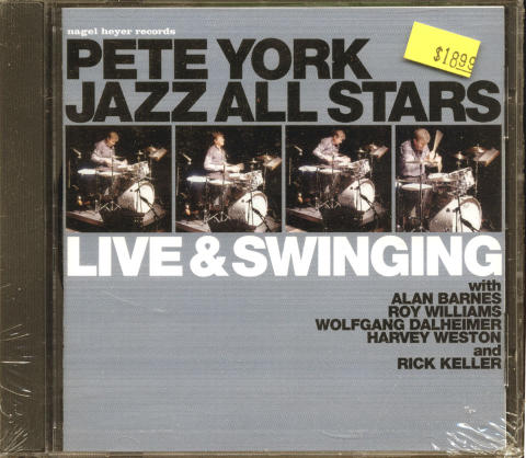 Pete York CD