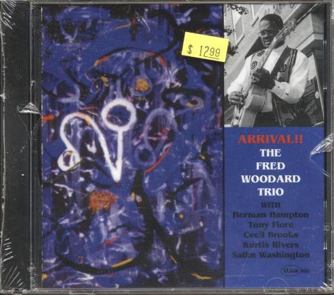 The Fred Woodard Trio CD