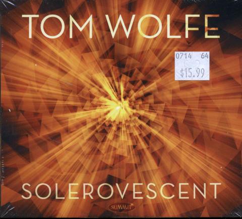 Tom Wolfe CD