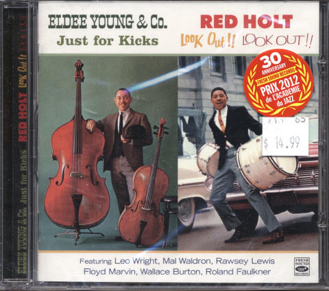 Eldee Young & Red Holt CD