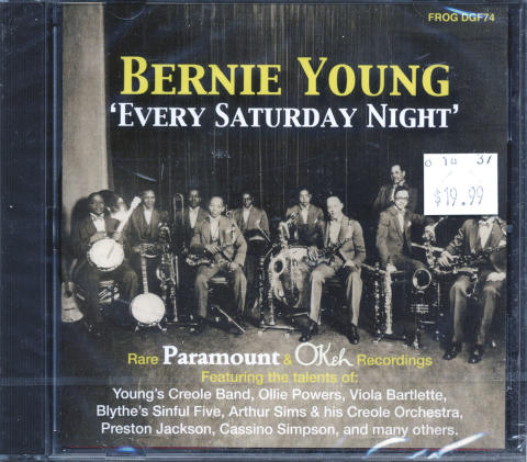 Bernie Young CD