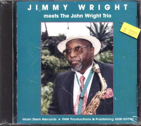 Jimmy Wright CD