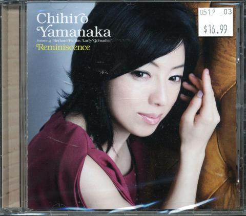Chihiro Yamanaga CD