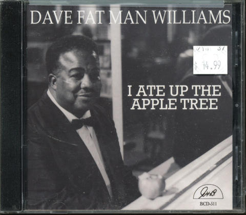 Fat Man Williams CD
