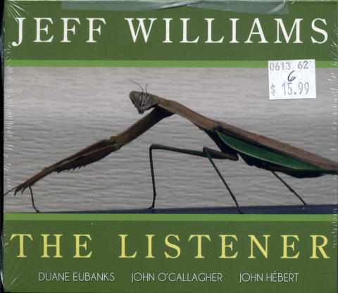 Jeff Williams CD