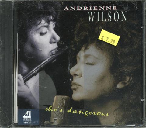 Andrienne Wilson CD