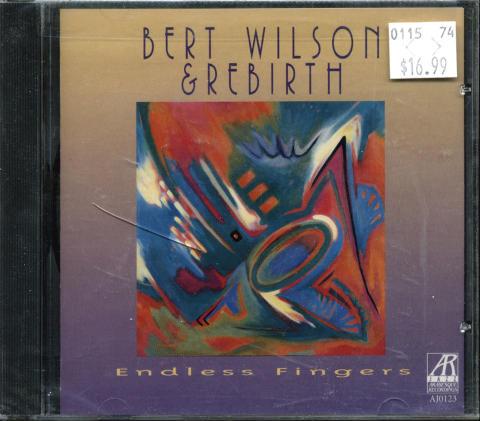 Bert Wilson & Rebirth CD