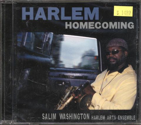 Salim Washington CD