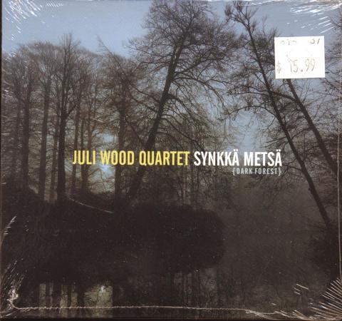 Juli Wood Quartet CD