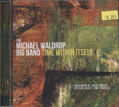 The Michael Waldrop Big Band CD