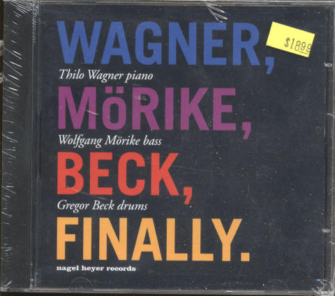 Thilo Wagner CD